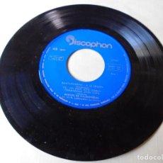 Discos de vinilo: SINGLE MIGUEL DE VALDEPEÑAS SANTANDERINA,UN PINO ALTO DOBLO,TOMANDOME OTRA COPA 1962,SOLO SINGLE. Lote 252155720