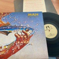Disques de vinyle: MAN (SLOW MOTION) LP ESPAÑA 1975 (B-25). Lote 252156835