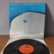 Dischi in vinile: MIKE OLDFIELD - THE CONSEQUENCES OF INDECISIONS. Lote 252205295