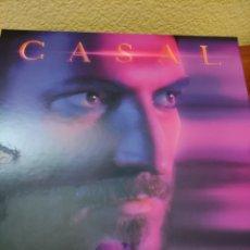 Disques de vinyle: CASAL INTEGRAL. TINO CASAL BOX. 6 VINILOS + 7 CDS + DVD + LIBRO. Lote 252219260