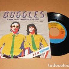 Discos de vinilo: BUGGLES - EL VIDEO MATÓ A LA ESTRELLA DE LA RADIO - SINGLE - 1979. Lote 280127753
