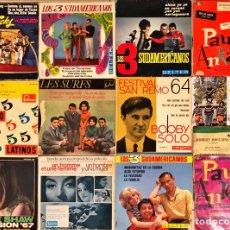 Discos de vinilo: LOTE 13 EPS VARIADOS. Lote 252241035