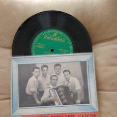 Discos de vinilo: QUINTETO GOXO / MARICHU NORA ZUAS / EP 45 RPM / COLUMBIA / RENTERIA. Lote 252268725