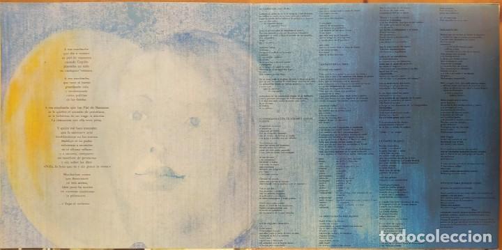 Discos de vinilo: LP JOAN MANUEL SERRAT -... PARA PIEL DE MANZANA - Foto 2 - 252281890