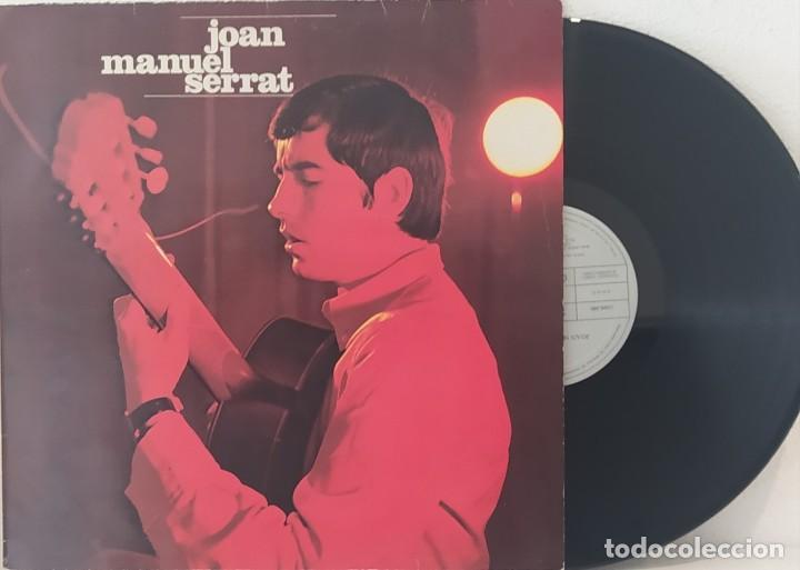 LP JOAN MANUEL SERRAT- ARA QUE TINCS VINT ANYS (Música - Discos - LP Vinilo - Solistas Españoles de los 70 a la actualidad)