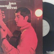 Discos de vinilo: LP JOAN MANUEL SERRAT- ARA QUE TINCS VINT ANYS. Lote 252284095
