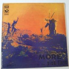 Disques de vinyle: PINK FLOYD- MORE- SPAIN LP 1974.. Lote 252284195