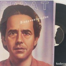 Discos de vinilo: LP JOAN MANUEL SERRAT - BIENAVENTURADOS. Lote 252286130