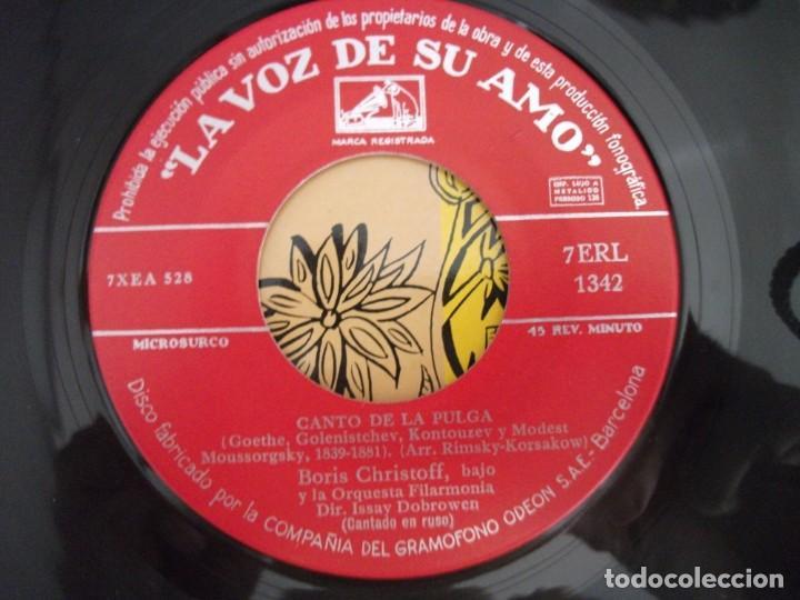 Discos de vinilo: LOTE 2 EPS DEL CORO COSACOS DEL DON + 1 SINGLE CANCIONES FOLKLORICAS RUSAS, VER FOTOS - Foto 6 - 252290255