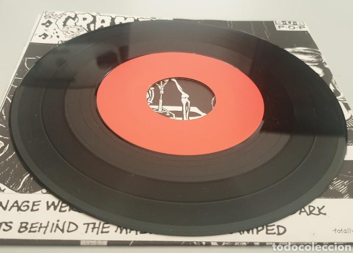 Discos de vinilo: EP THE CRAMPS - Teenage Werewolf/+3 - RARE CRAMPS ITEM!! - Foto 4 - 252310010