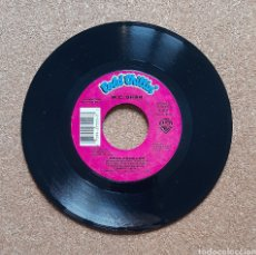 """Discos de vinilo: M.C. SHAN """"JUICE CREW LAW"""" DOBLE CARA HIP HOP RAP BLACK MUSIC. Lote 252350275"""