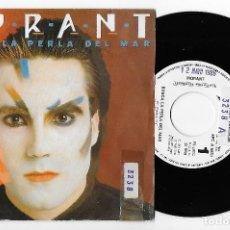 """Discos de vinilo: MORANT 7"""" SPAIN 45 BUSCA LA PERLA DEL MAR 1985 SINGLE VINILO ELECTRONIC SYNTH POP TECHNO DISCO PROMO. Lote 252354150"""