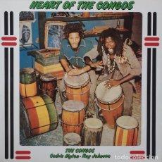 Disques de vinyle: THE CONGOS – HEART OF THE CONGOS - NUEVO PRECINTADO. Lote 252354735