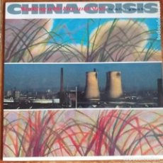 Discos de vinil: CHINA CRISIS - WORKING WITH FIRE AND STEEL (LP) 1983. Lote 252361220