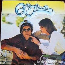 Discos de vinilo: CAPTAIN & TENNILLE - SONG OF JOY. Lote 252402520