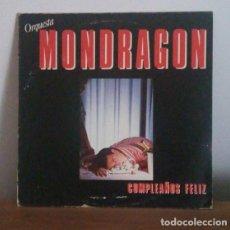 Discos de vinilo: ORQUESTA MONDRAGON - CUMPLEAÑOS FELIZ - LP - 1983. Lote 252402665