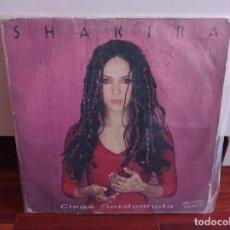 Discos de vinilo: SHAKIRA CIEGA SORDOMUDA REMIXES MAXI DISCO DE VINILOS 12 PULGADAS. Lote 252422055