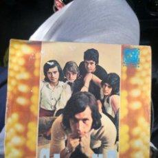 Discos de vinilo: SINGLE GRUPO ESPAÑOL CIRCUS /HAY QUE LUCHAR / STOP IT POR LOLA RECORDS MÁS OTRO SINGLE DE REGALO. Lote 252435060
