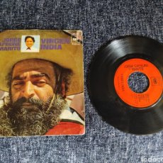 Discos de vinilo: VINILO DISCO SINGLE - JORGE CAFRUNE Y MARITO - VIRGEN INDIA. Lote 110801887