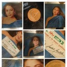 Discos de vinilo: DISCO LP CADIZ HOMENAJE A LA MUJER GADITANA DISCO PROMOCIONAL HIPERCADIZ CADIZ ISABEL PANTOJA. Lote 252459715