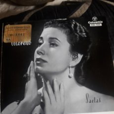 Discos de vinilo: ANTIGUO VINILO, ANTOÑITA MORENO, SAETAS, A ESTRENAR. Lote 252481545
