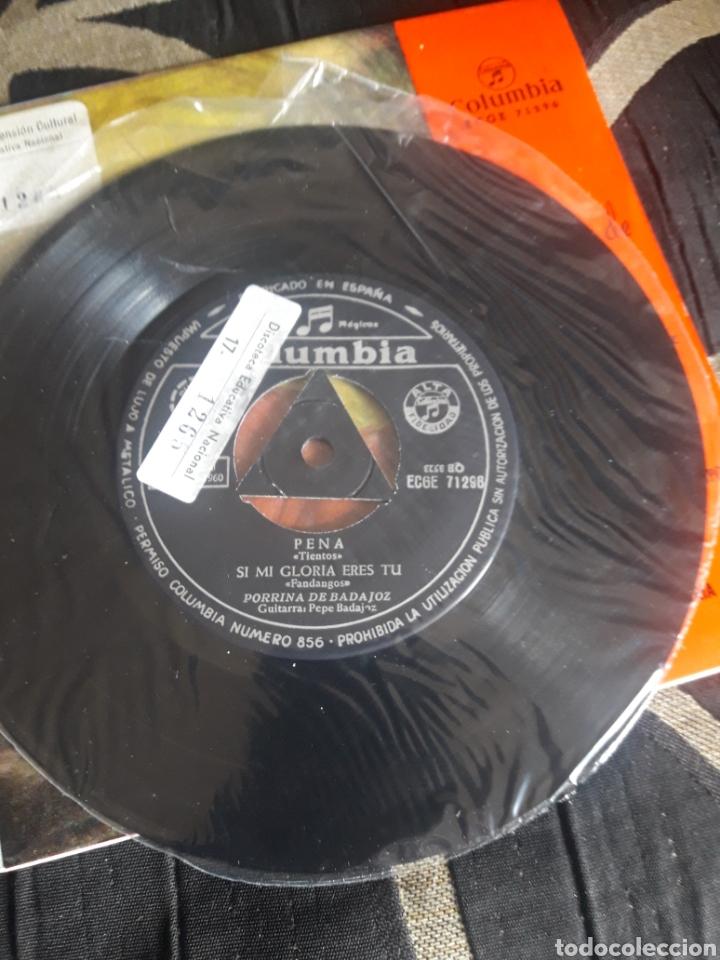 Discos de vinilo: Antiguo vinilo, Porrina de Badajoz a estrenar - Foto 3 - 252483915