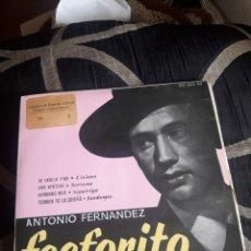 Discos de vinilo: ANTIGUO VINILO DE FOSFORITO, A ESTRENAR. Lote 252484500