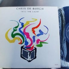 Discos de vinil: CHRIS DE BURGH-LP INTO THE LIGHT-NUEVO. Lote 252484845
