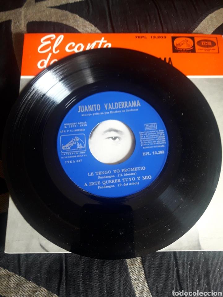 Discos de vinilo: Antiguo vinilo, El cante de Juanito Valderrama, a estrenar - Foto 3 - 252486185