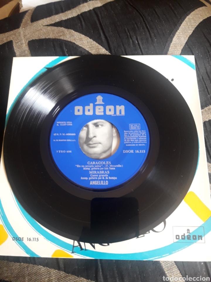 Discos de vinilo: Antiguo vinilo, Así canta Angelillo, a estrenar - Foto 3 - 252486505