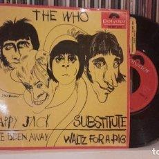 Discos de vinilo: WHO - HAPPY JACK. Lote 252498375