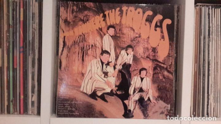 TROGGS - FROM NOWHERE (Música - Discos - LP Vinilo - Pop - Rock Internacional de los 50 y 60)