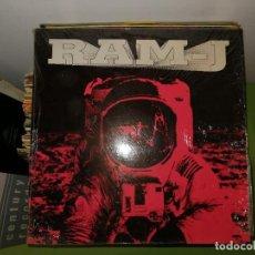 Discos de vinilo: DISCO VINILO. RAM.-J. ROCKET, 326 / INDIE, 606 RHYTHM LANGUAJE. Lote 252512000