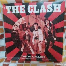 Discos de vinilo: THE CLASH -TOKYO CALLING - LP VINILO NUEVO PRECINTADO. Lote 252515980