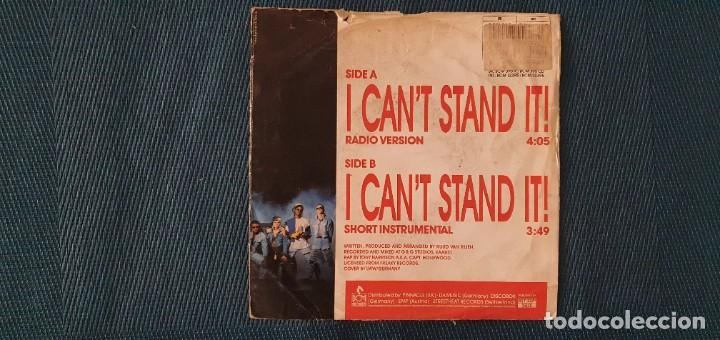 Discos de vinilo: Twenty 4 Seven Featuring Capt. Hollywood* ‎– I Cant Stand It! Label: BCM Records ‎– 879 038-7, BCM - Foto 2 - 252519155