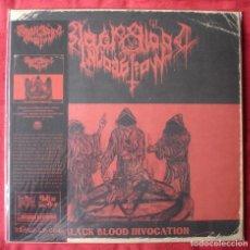 Discos de vinilo: BLACK BLOOD INVOCATION - LP VINILO. NUEVO. PRECINTADO.. Lote 252569265