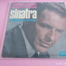 Dischi in vinile: FRANK SINATRA / SUAVEMENTE, ME ALEJARE / LA MIRADA DEL AMOR + 2 (EP 1964). Lote 252575185