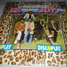 Disques de vinyle: CRAZY CAVAN AND THE RHYTHM ROCKERS ROCKABILITY-EDICION ESPAÑOLA-VINILO EN EXCELENTE ESTADO. Lote 252618815