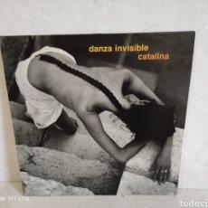 Discos de vinilo: LP DE DANZA INVISIBLE. CATALINA.AÑO 1990. Lote 252632920