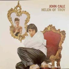 Discos de vinil: JOHN CALE HELEN OF TROY (LP) . VINILO REEDICIÓN THE VELVET UNDERGROUND ROCK. Lote 252642620