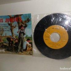 Discos de vinilo: LOS JUNIOR'S / LOS JUNIOR 'S / LOS JUNIOR ' S - LOTE 2 EPS - DISPONGO DE MAS DISCOS DE VINILO. Lote 252655815