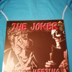 Discos de vinilo: THE JOKER FIRST MEETING DJ KBO LP HARD HOUSE. Lote 252658615