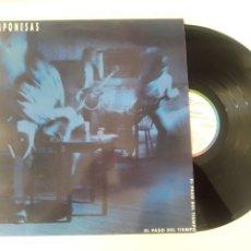 Discos de vinilo: 21 JAPONESAS LP EL PASO DEL TIEMPO 1990 VG+. Lote 252668655