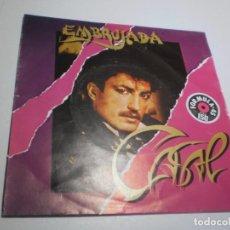 Dischi in vinile: SINGLE CASAL. EMBRUJADA. AFRICAN CHIC.EMI 1982 SPAIN (PROBADO, BIEN, SEMINUEVO). Lote 252669055