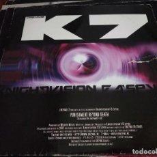 """Discos de vinilo: D'SPYRE & KNIGHTVISION / NOSFERATU & OPHIDIAN-PUNISHMENT BEYOND DEATH / PSYCHIATRIC ASS (10"""").VG/ VG. Lote 252671860"""