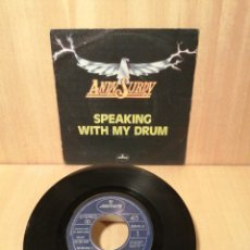 Discos de vinilo: ANDY SARDY. SPEAKING WITH MY DRUM. SUMMER DAY.. Lote 252674810