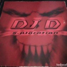 "Discos de vinilo: DJ D - X-PLORATION (10"") SELLO:HARDCORE BLASTERS CAT. Nº: HM 2713. VG / VG. Lote 252675175"