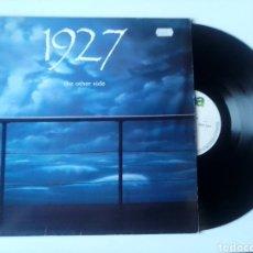 Discos de vinilo: 1927 LP THE OTHER SIDE 1990 VG+ ROCK AOR. Lote 252678885