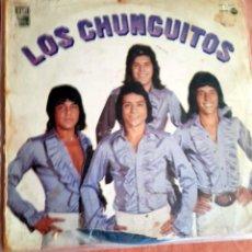 Disques de vinyle: LOS CHUNGUITOS. LP EMI REGAL 1977. Lote 252680385