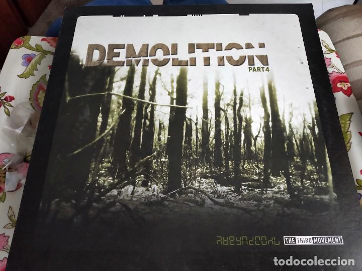 "VARIOUS - DEMOLITION PART4 (12"", SMPLR) SELLO:THE THIRD MOVEMENT T3RDM0063. VG+ / NEAR MINT (Música - Discos de Vinilo - Maxi Singles - Punk - Hard Core)"